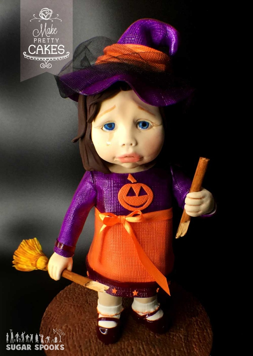 Little Witch Boo Hoo - Nina Blackburn